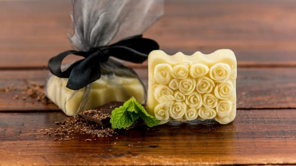 Organic Cocoa Butter Massage Bars