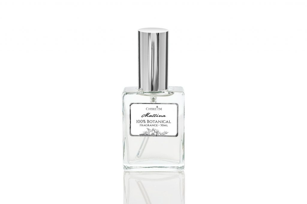 Mattina 30ml botanical perfume, featuring Citrus notes, grounding woody notes and refreshing herbaceous notes - a unisex perfume.